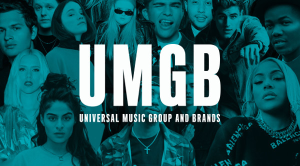 UMGB: Universal Music Group and Brands